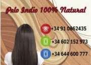 ¿cabello liso por 65€? usa pelo indio