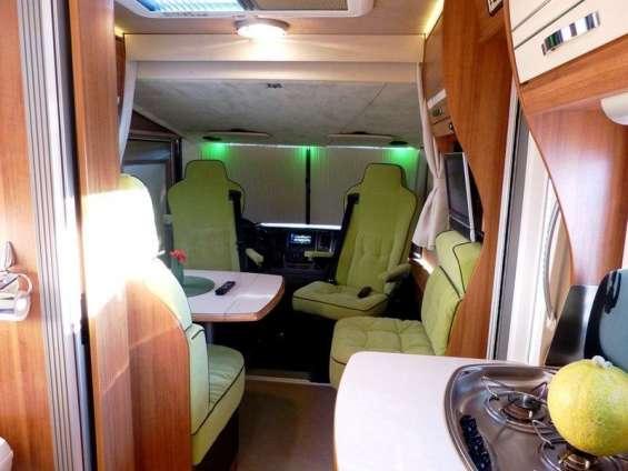 Fotos de Camping-car eura mobil 660 hb 6