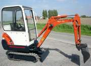 Mini-tractore  kubota kx36-3