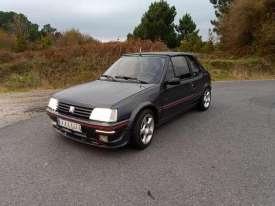 Peugeot - peugeot 205 1. 9 cti