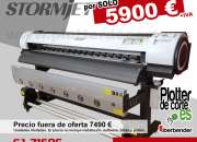 Impresora de sublimcion stormjet sj7160s 160cm ca…