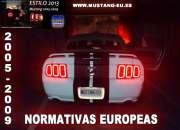 Mustang pilotos led para mustang 05-09