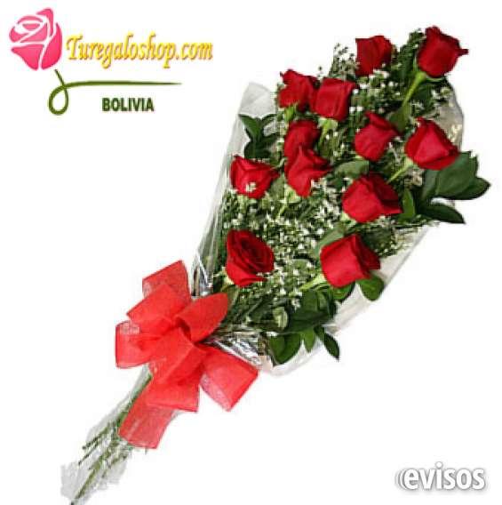 Envía flores,regalo y más a tus seres amados en que están en bolivia,por tu regalo shop