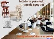 Hermosos muebles comerciales