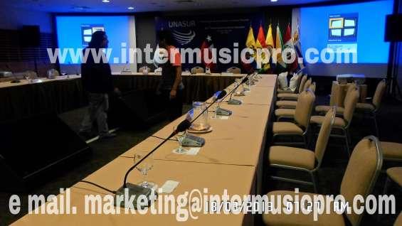 Fotos de Perú traducción  micrófonos debate equipos interpretes audio eventos cel. 997163 4