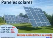 Salve medio ambiente y use energía solar