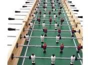 Billar futbolin ping pong