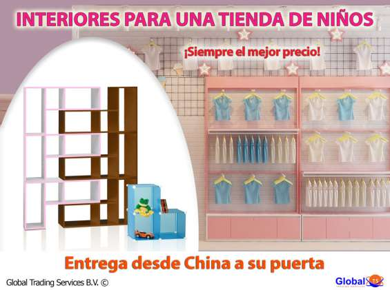 ¡muebles para tienda de niños. directo de china!