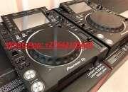 2x pioneer cdj-2000nxs2 +  1x djm-900nxs2 mixer p…