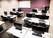 Alquiler de aulas informáticas por días y horas e…