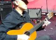 Guitarrista para eventos, toda cataluña