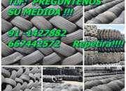 Ruedas camion segundo uso por contenedores 627004…
