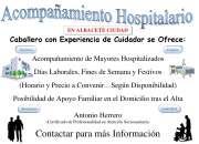 Acompañamientos hospitalarios