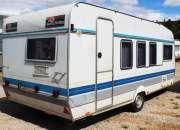 Caravana en ocasion hobby excelent con posibilida…