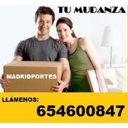 REPARTO DE EMBALAJES MADRID 91•368 98 19 PORTES EN COSLADA