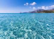 Vacaciones en la isla de cerdena, italia