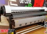 Sj 7160s ecosolvente impresora de 160 cm
