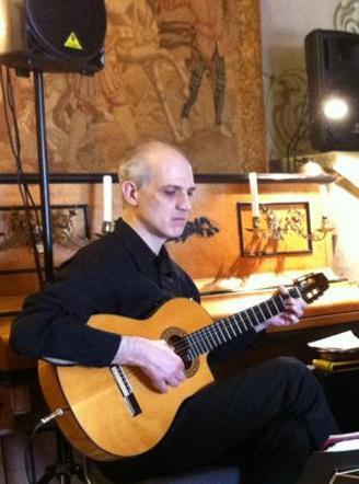 Guitarrista para bodas y eventos en cataluña