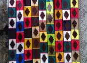 Cinturones argentinos bordados