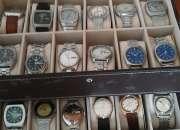 Vendo colección 24 relojes
