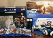 Sony ps4 pro 1tb console con 7 juegos €150