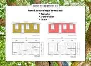 Casas móviles de dos dormitorios en venta