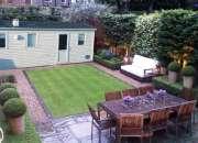 Casas móviles prefabricadas tipo bungalow