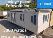 Mobile homes prefabricadas baratas de calidad