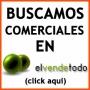 Buscamos comerciales en toda España