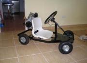kart casero 3,5 cv 55 km /h 350 euros