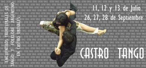 Segundo encuentro de castro tango, 26,27, 28 septiembre