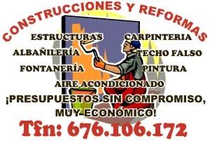 Construcciones y reformas muy ecónomico -valencia y alrededores