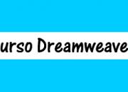 Curso gratis de dreamweaver
