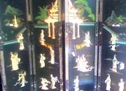 Vendo 2 biombos chinos antiguos