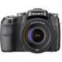 Sony Alpha A100H 10.2MP Digital SLR Camera Kit with 18-200mm f3.5-6.3 Lens