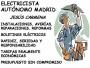 ELECTRICISTA AUTONOMO MADRID. PROFESIONAL Y ECONOMICO!