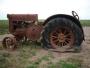 vendo tractor john deere,modelo 1527,año 1927.para restaurar!!!