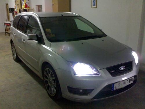 "Se vende ford focus 2.0 tdci ""s"" sportwagon10/2007 136cv 6v"