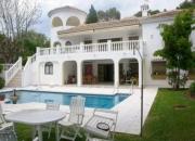 grande villa cerca playa marbella