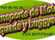 Transporte de Motos y Quads
