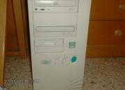 Se vende ordenador de sobremesa, monitor de 17