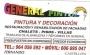 REFORMAS, PINTURA Y ALTA DECORACION