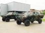 Tanques y blindados para privados se fabrican