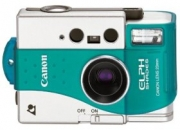 Canon Elph Shades Glacier APS Camera Kit