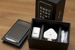 Auténtica y originalapple iphone 3g (16gb)
