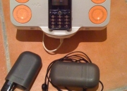 SONY K810+2 2GB SDCARDS+SONY SPEAKERS+2 AURICULARES BLUETOOTH