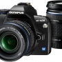 CAMARA REFLEX OLYMPUS E 420 10Mp +14-42 4GB FUNDA CURSO
