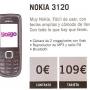 nokia 3120, sony ericsson..... a 0 euros