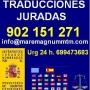 TRADUCTOR JURADO ECONÓMICO DESDE 0,03?
