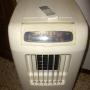 Climatizador suzumi 2500w frio calor deshumificador 3 en 1 mando a distancia
